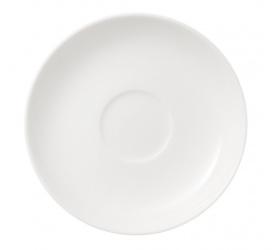 Spodek Twist White 12 cm do filiżanki do espresso