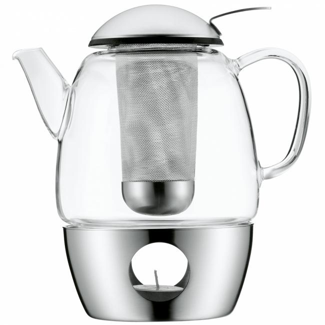 Dzbanek SmarTea 1l do herbaty + podgrzewacz
