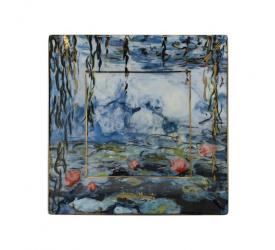 Miseczka kwadratowa Claude Monet