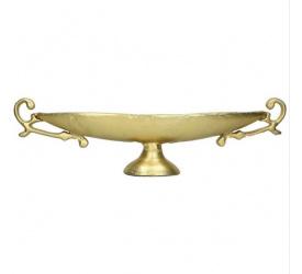 Misa 60x11cm złota