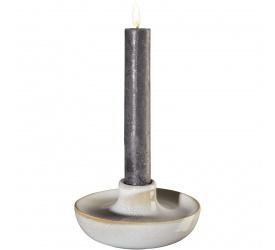 Świecznik Saisons 11x5.5cm sand