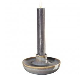 Świecznik Saisons 11x5.5cm denim