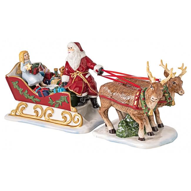 Zaprzęg Christmas Toys 36x14cm
