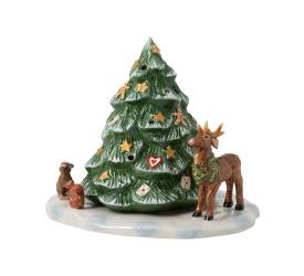 Lampion Christmas Toys 23cm Choinka