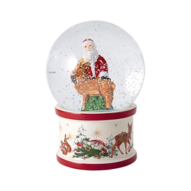 Kula śnieżna Christmas Toys13cm święty Mikołaj