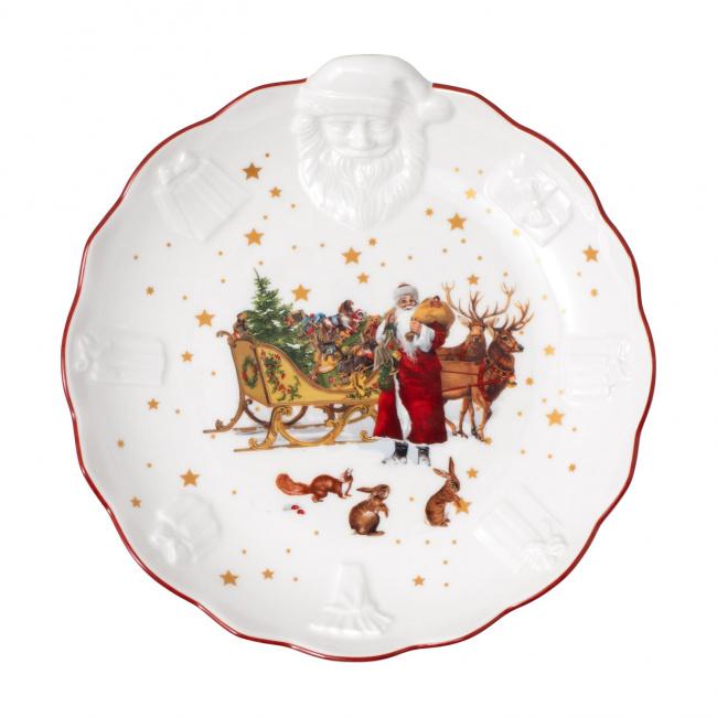 Misa Toy's Fantasy 25x24cm święty Mikołaj