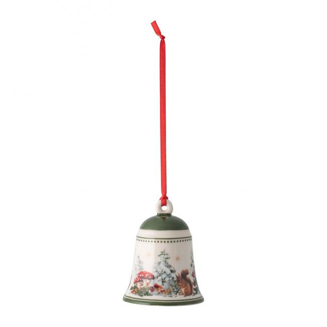 Zawieszka Dzwonek My Christmas Tree 5,5cm