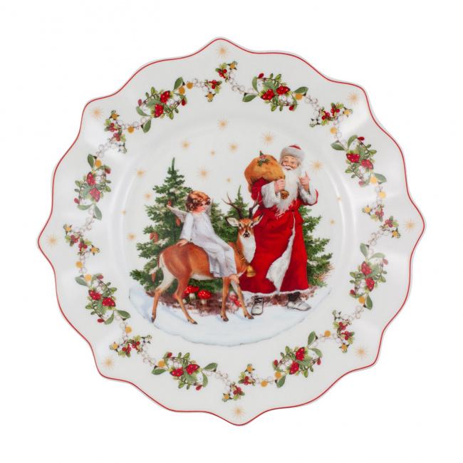 Talerz Annual Christmas Edition 2020 24cm śniadaniowy