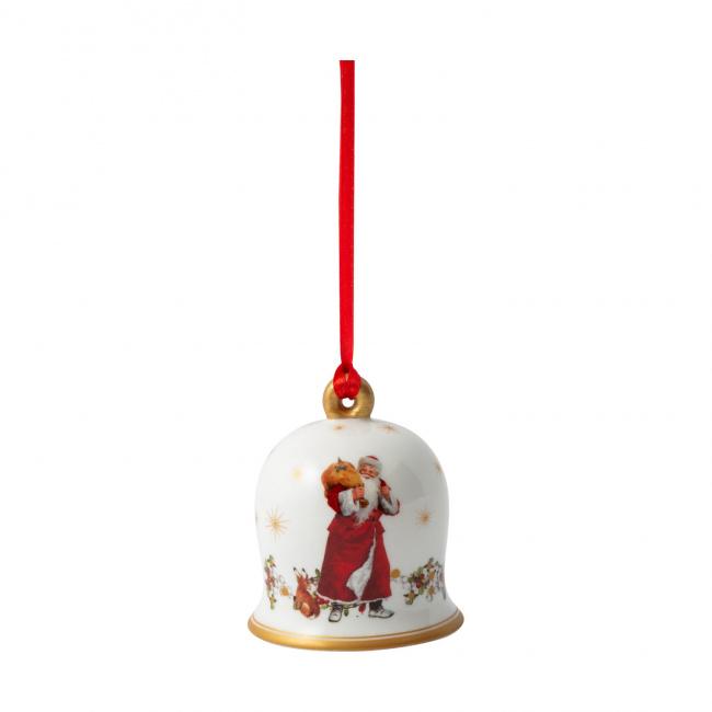 Dzwonek Annual Christmas Edition 2020 Mikołaj 6cm