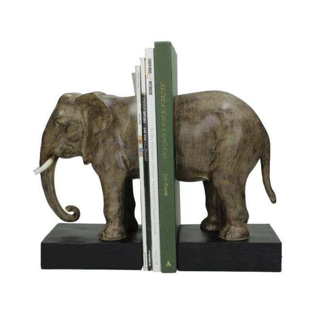 Popórka do książek Słoń