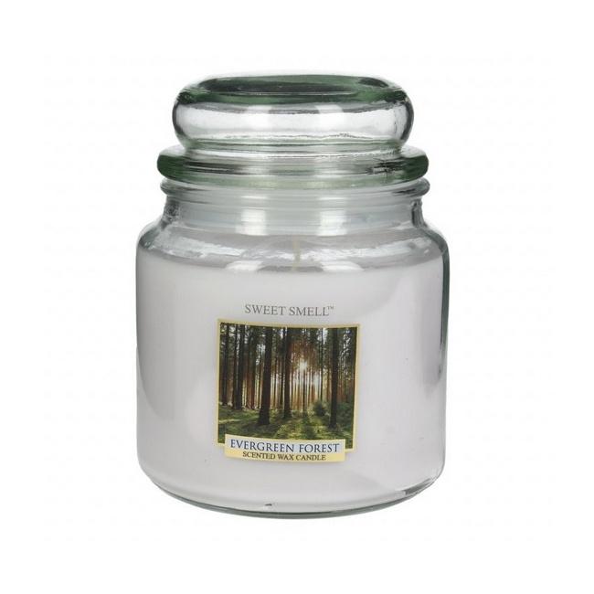 Świeczka Evergreen Forest 58h