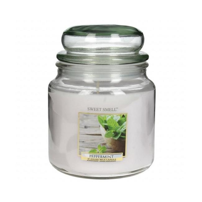 Świeczka Peppermint 58h