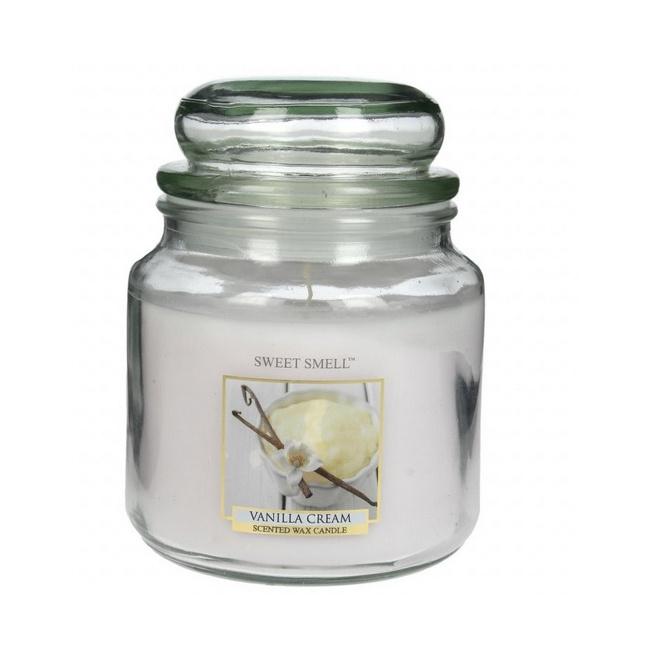 Świeczka Vanilla Cream 58h