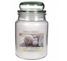 Świeczka Cosy Cashmere 80h