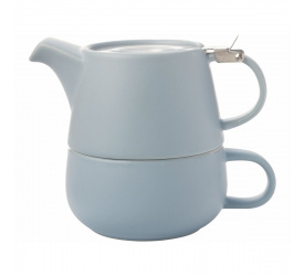 Dzbanek z filiżanką Tea for one 1,2l cloud