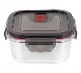 Pojemnik szklany Gusto kwadratowy 500 ml