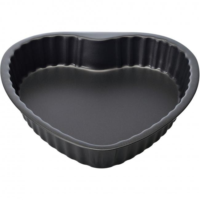 Forma Patisserie 25cm do tarty w kształcie serca