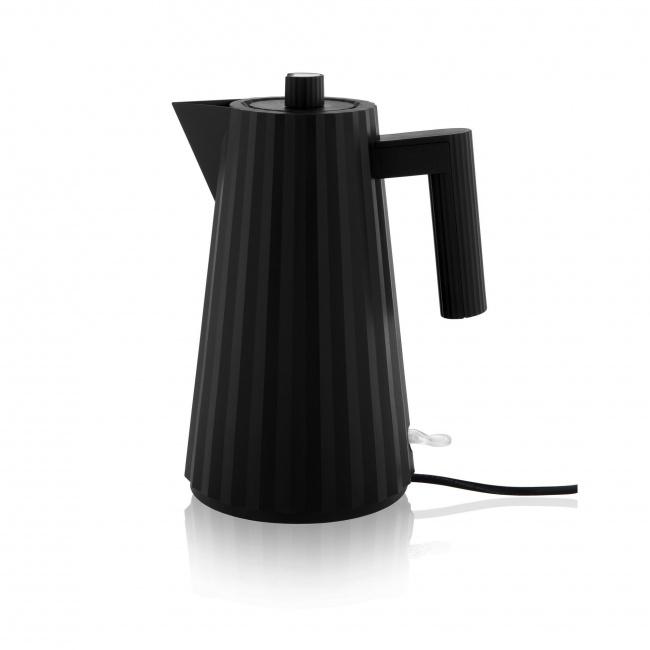 Czajnik elektryczny Plissé 1,7l czarny