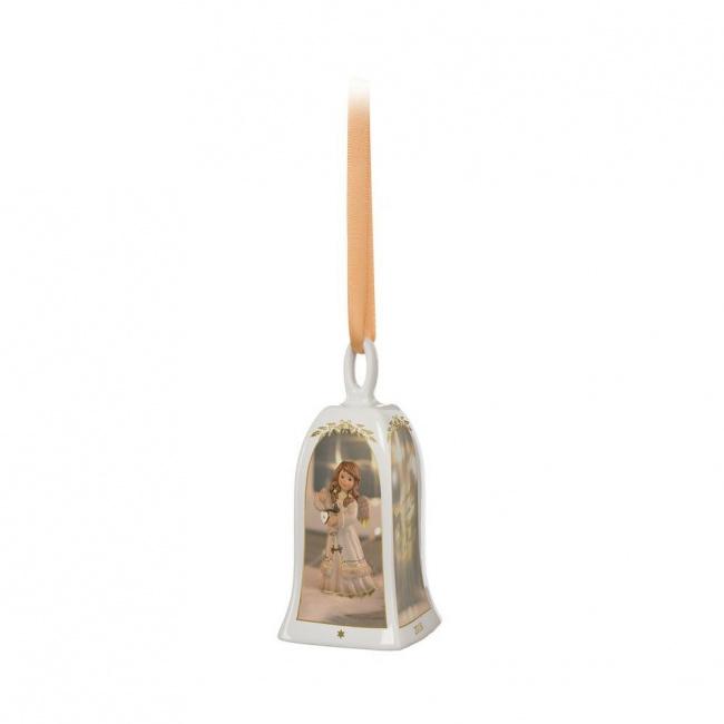 Dzwonek Aniołek 8cm