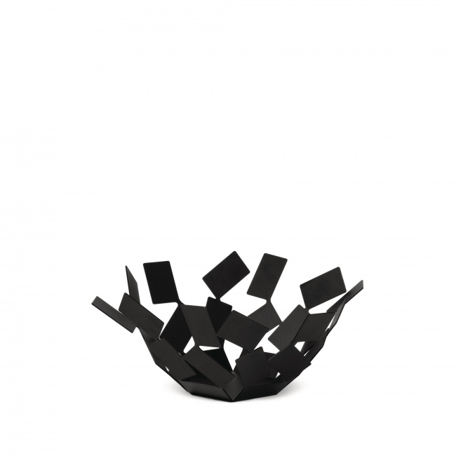 Koszyk La Stanza dello Scirocco na owoce czarny