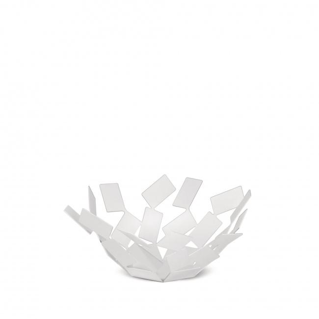 Koszyk La Stanza dello Scirocco na owoce biały
