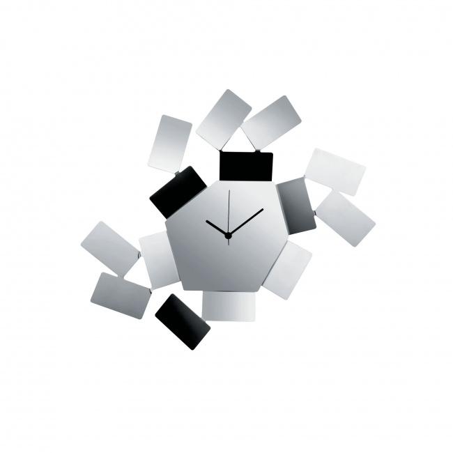 Zegar ścienny La Stanza dello Scirocco polerowany