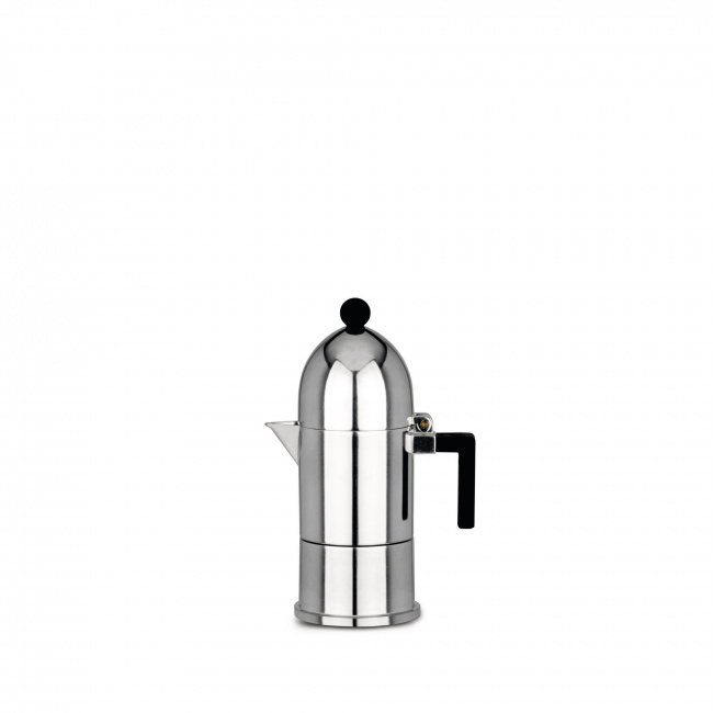 Kawiarka ciśnieniowa aluminiowa La cupola 1-filiż.