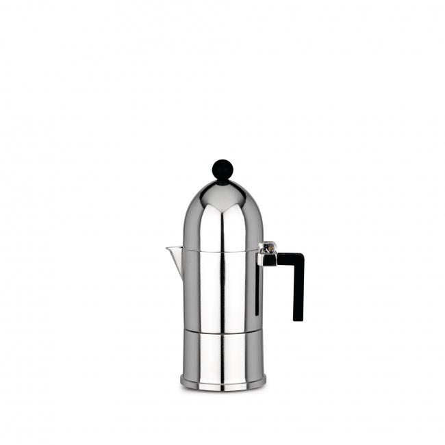 Kawiarka ciśnieniowa aluminiowa La cupola 3-filiż.