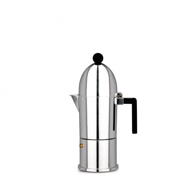 Kawiarka ciśnieniowa aluminiowa La cupola 6-filiż.