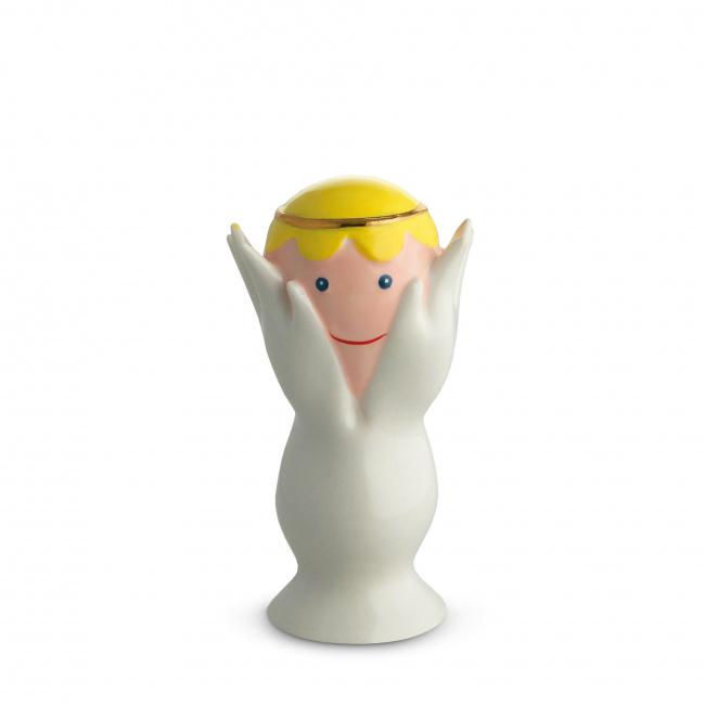 Figurka z porcelany Angelo Miracolo