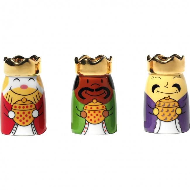 Komplet 3 figurek Trzej Królowie