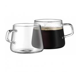 Komplet 2 filiżanek 250ml do kawy