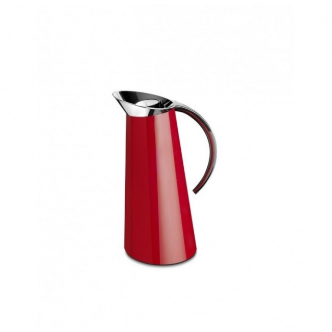 Dzbanek termiczny Glamour 1,1l czerwony