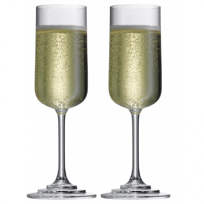 Komplet 2 kieliszków Michalsky 250ml do szampana