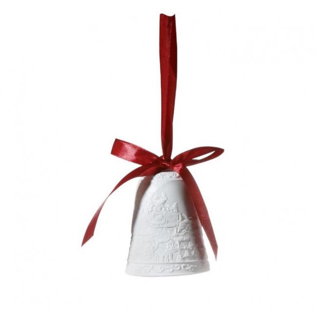 Dzwonek Fitz and Floyd 9,5cm św. Mikołaj