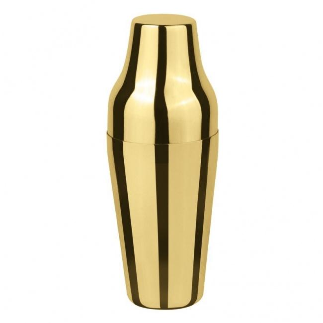 Shaker Sphera 700ml złoty