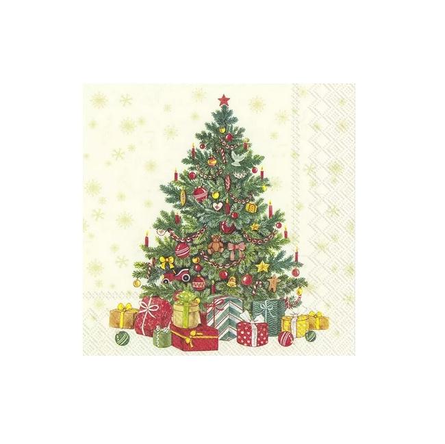 Serwetki 33x33cm Festive Christmas 20szt.