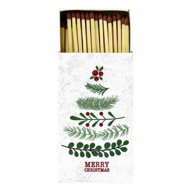 Zapałki Christmas Tree 45szt.