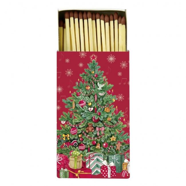Zapałki Festive Christmas 45szt.