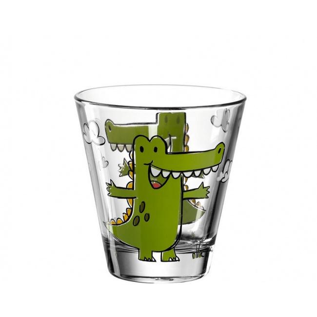 Szklanka Bambini Krokodyl