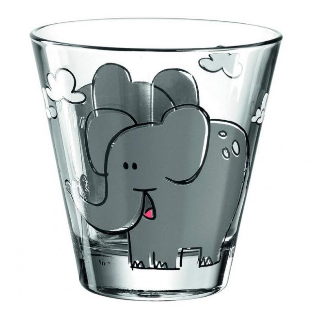 Szklanka Bambini 215ml Słoń