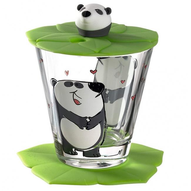Szklanka Bambini 215ml Panda