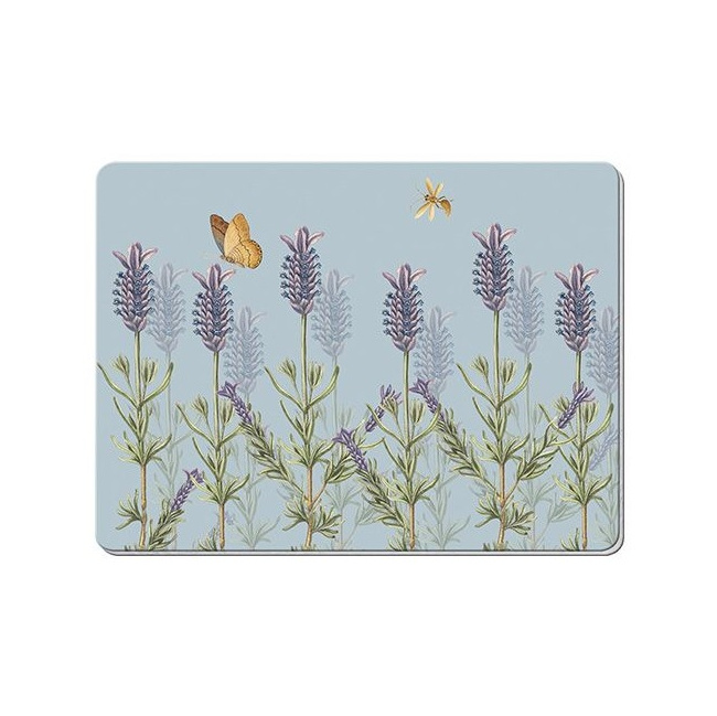 Komplet 6 podkładek 29x21,5cm Lavender