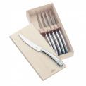 Komplet 6 noży do steków