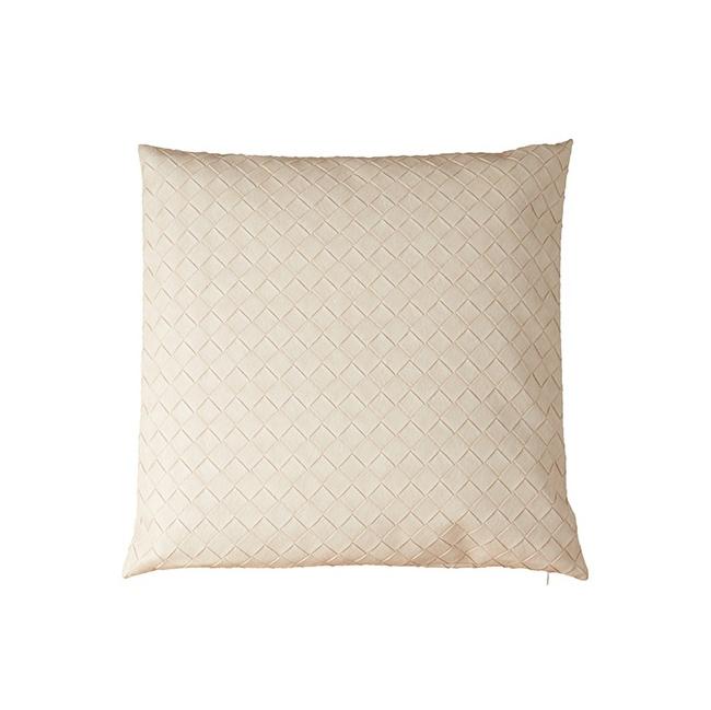 Poduszka Holly 60x60cm kremowa
