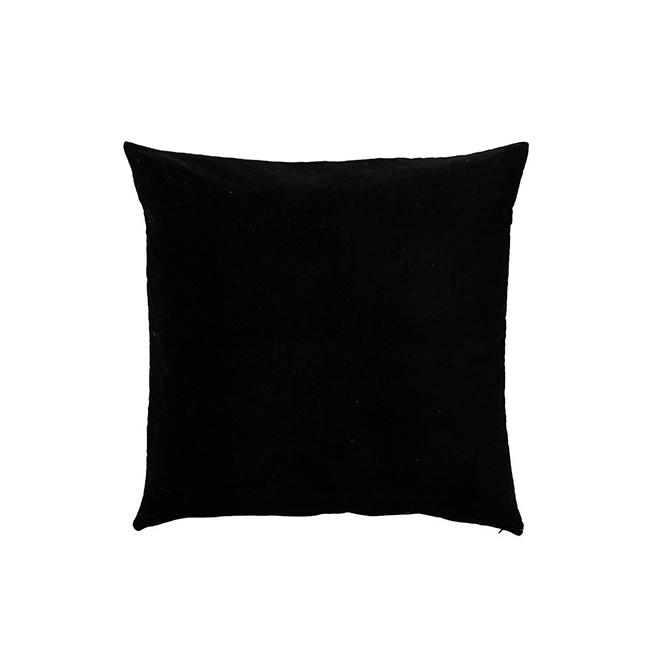 Poduszka Toulouse 50x50cm czarna