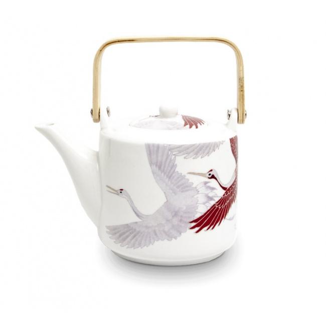 Dzbanek Crane 1l do herbaty