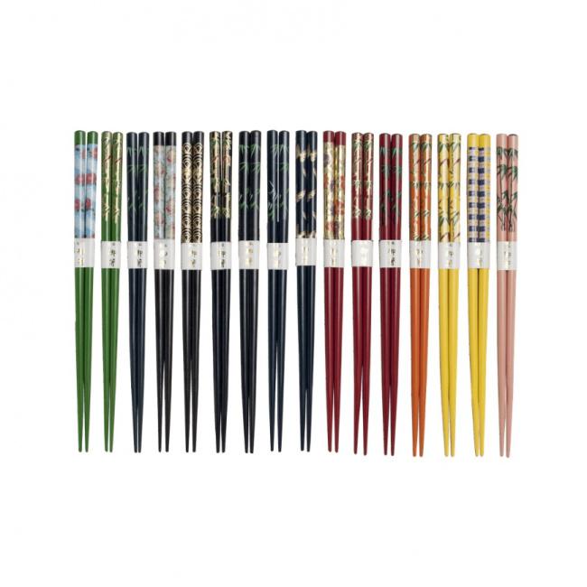 Pałeczki japońskie 23,5cm (mix 1 para)
