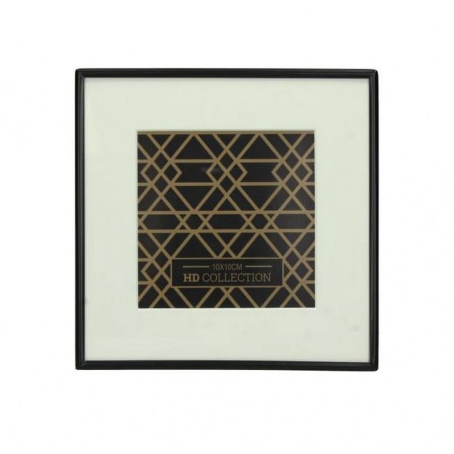 Ramka na zdjęcia Ancient times 10x10cm czarna