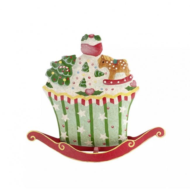 Babeczka świąteczna Winter Bakery